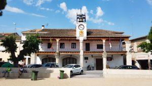 Casa del Concejo en la Plaza del Infante Don Juan Manuel