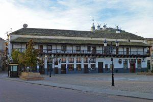 Edificio de los Corredores, actual Museo Arqueológico Municipal