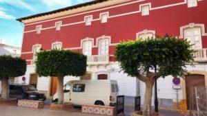 Casa del Duque de Alba, uno de los edificios civiles más destacados de Sorbas
