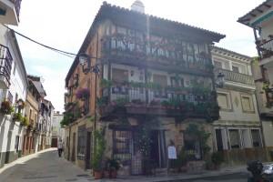 Casa de las Flores, actual Museo del Juguete de Hojalata