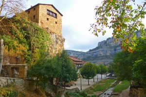 Casa Fuerte de Orbaneja del Castillo