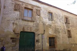 Casa de los González de Sepúlveda