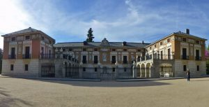 Casa del Labrador, construida a imagen y semejanza del Palacio Real de Aranjuez