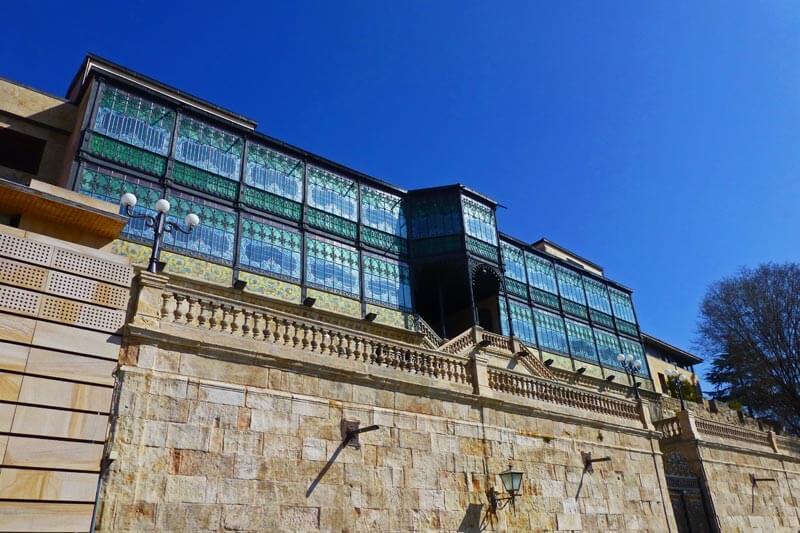 Edificios civiles de Salamanca