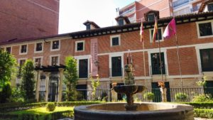 Museo Casa de Cervantes en Valladolid