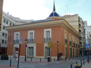 Casa Perona, una de las casas nobles de Albacete