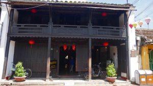 Casa de Phung Hung, una de las casas más visitadas de Hoi An