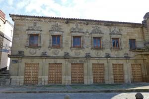Casa del Pópulo, actual Oficina de Turismo de Baeza