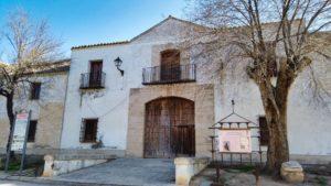 Casa de Postas, antigua casona utilizada como caballerizas