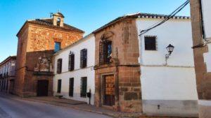 Casa de Santo Tomás, patrón de Villanueva de los Infantes