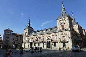 Casa de la Villa, acogió el Ayuntamiento de Madrid durante siglos