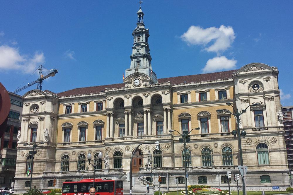 edificios civiles de Bilbao