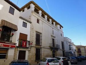 Casa de Don Pedro Flores de la Oliva en Yepes