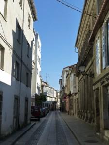 Calles de Monforte de Lemos
