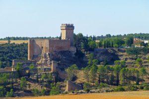 Castillo de Alarcón, una de las fortalezas más importantes de la provincia de Cuenca