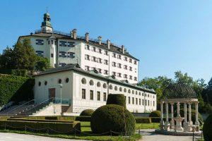 Museo de Historia del Arte en el Castillo de Ambras en Innsbruck