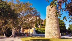 Castillo de la Concepción, ofrece las mejores vistas de Cartagena