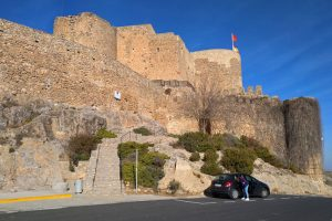 Castillo de la Muela o Castillo de Consuegra