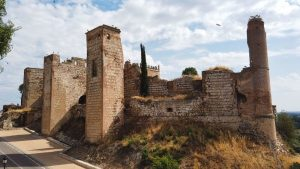 Castillo de Escalona, uno de los más monumentales de la provincia de Toledo