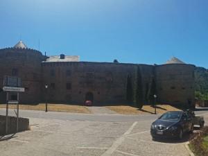 Castillo-Palacio de los Marqueses de Villafranca