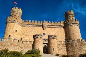 Castillo de Manzanares el Real o Castillo de los Mendoza