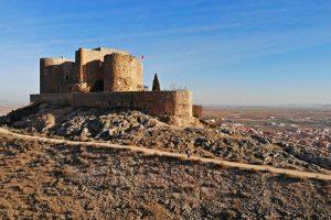 Castillo de la Muela, uno de los más bonitos de Toledo