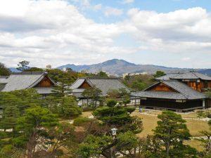 Complejo de edificios del Castillo de Nijo
