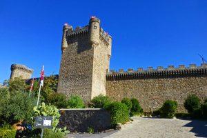 Castillo Nuevo de Oropesa o Palacio de los Álvarez de Toledo