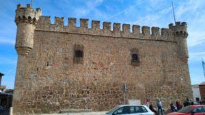Castillo de Orgaz, protegido como Bien de Interés Cultural