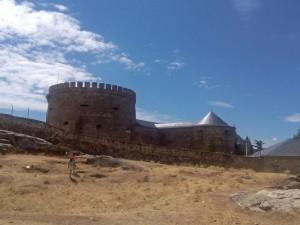 Castillo Palacio de Magalia en Las Navas del Marqués