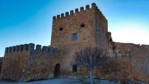 Castillo de Peñarroya, perteneciente a Argamasilla de Alba
