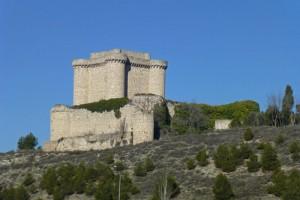 Castillo de Puñoenrostro en la localidad toledana de Seseña, castillos de toledo