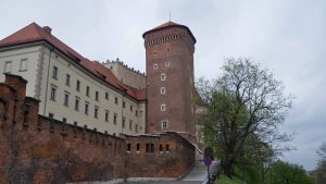 Castillo Real de Wawel, uno de los monumentos más visitados de Cracovia