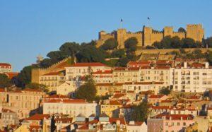 Castillo de San Jorge, un símbolo de la historia de Lisboa
