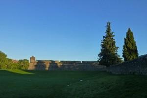 Ciudadela de Jaca,en su interior se encuentra el Museo de Miniaturas Militares