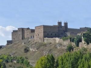 Castillo de Sigüenza, actual Parador Nacional de Turismo, qué ver y hacer en Sigüenza