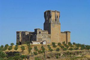 Castillo de los Sotomayor y Zúñiga, el monumento más importante de Belalcázar