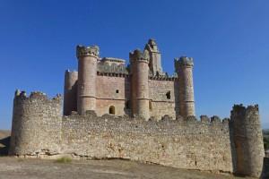 Castillo de Turégano, el principal monumento de la villa