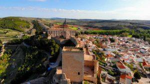 Monasterio y Castillo de Uclés, sus dos principales atracciones turísticas