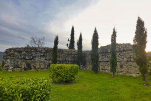 Ruinas del Castillo Viejo de Manzanares el Real