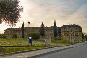 Restos del Castillo Viejo de Manzanares el Real