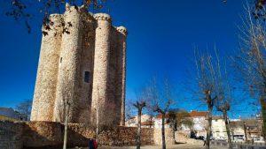 Castillo de villarejo de Salvanés, construido por la Orden de Santiago