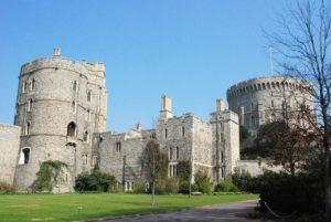 Castillo de Windsor, uno de los más famosos palacios de Londres