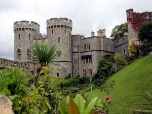 Puerta Normanda del Castillo de Windsor