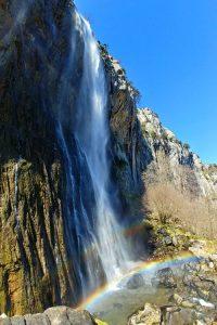 Cascada del Asón o Cascada de Cailagua