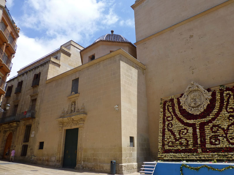 Concatedral de Alicante