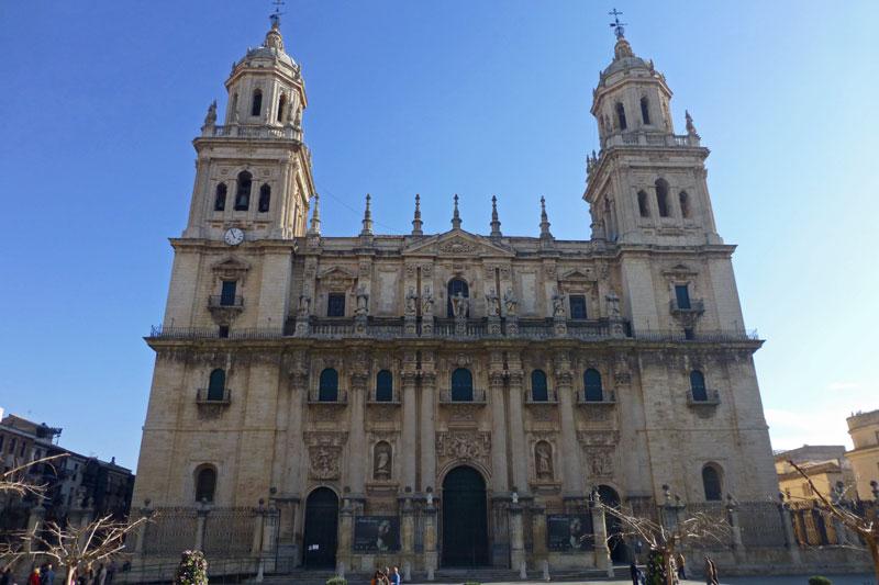 Catedral de Jaén, el edificio religioso más importante de la ciudad