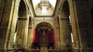 Altar Mayor de la Catedral de Valladolid