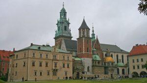 Catedral Basílica de San Estanislao y San Wenceslao en Cracovia