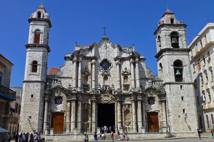 Guía para visitar la Catedral de La Habana y otras iglesias de la ciudad